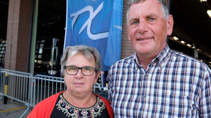 Rita en Paul: samen 80 jaar aan de slag bij Van Hool