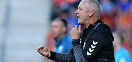 De Gier is trots: 'GA Eagles heeft prima gereageerd tegen Jong FC Utrecht'