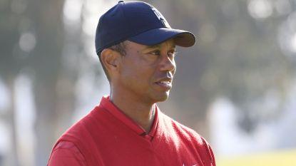 Rugblessure hindert Tiger Woods al weken
