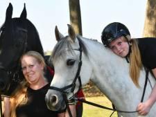 Echte paardenkracht: 200 kilometer te paard voor het goede doel