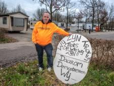 Recht op betoging: 'Mag je zomaar een plekje langs de IJssel innemen?