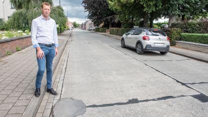 """Vernieuwing van Heurnestraat wordt vierjarenplan: """"Een groot werk dat we in fasen uitvoeren"""""""