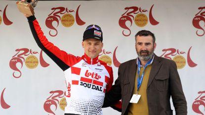 """Belgische uitblinker Tim Wellens stuurt programma bij en rijdt Strade Bianche en Tirreno-Adriatico: """"Klassement in Parijs-Nice onmogelijk"""""""