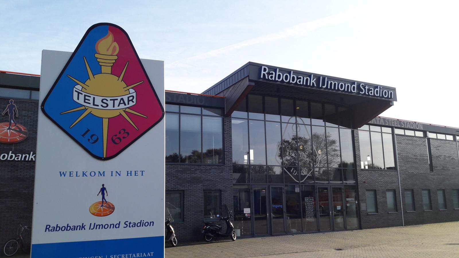 Het Rabobank IJmond Stadion