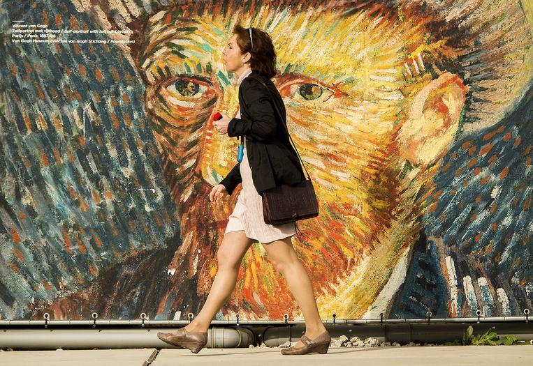 Het Van Gogh Museum in Amsterdam Beeld anp