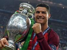 Ronaldo mee naar Rusland voor Confederations Cup