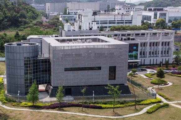 Illustratiebeeld, het Wuhan Institute of Virology.