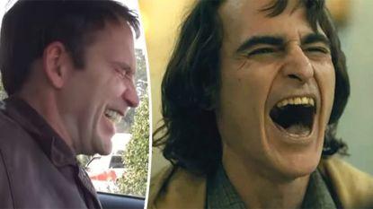 """Deze man barst net als de Joker ongecontroleerd in lachen uit: """"Ik gierde het uit toen mijn verloofde stierf"""""""