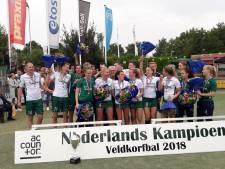 De Ridder neemt afscheid van PKC met Nederlandse titel