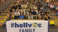 Volleybalclub Hellvoc houdt familiedag