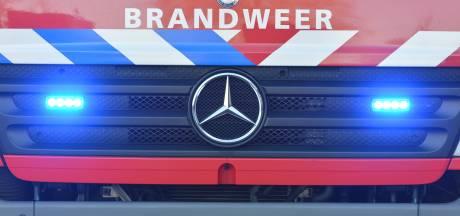 Brand bij woning aan Obrechtlaan in Eindhoven
