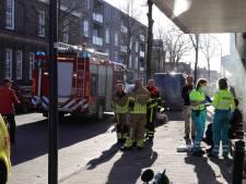 Man verbrandt hand aan rookmachine in winkelpand in Waalwijk