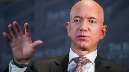 Amazon-baas Jeff Bezos speelt op één dag meer dan 9 miljard dollar kwijt