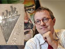 Michael Sijbom verrast door manchetknopen Losserse snackbar