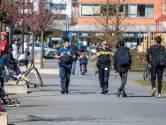 Verontwaardiging over massaal chillen, politie trekt nu bonnenboekje