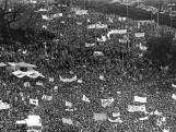 Deze mensen waren bij de grootste demonstratie ooit in Nederland