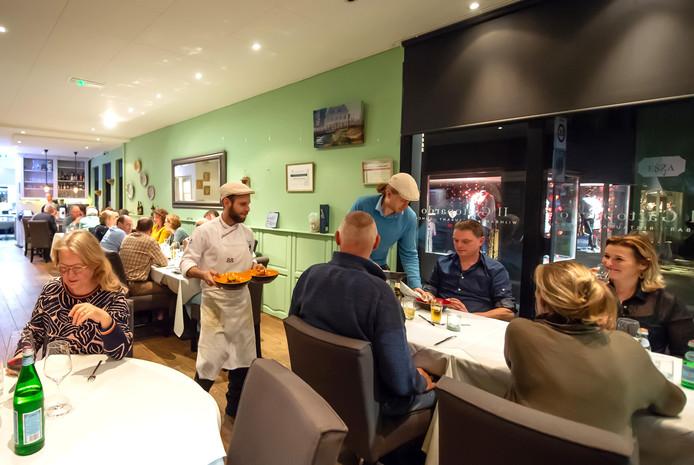 Restaurant Il Gattopardo in Rijsbergen.