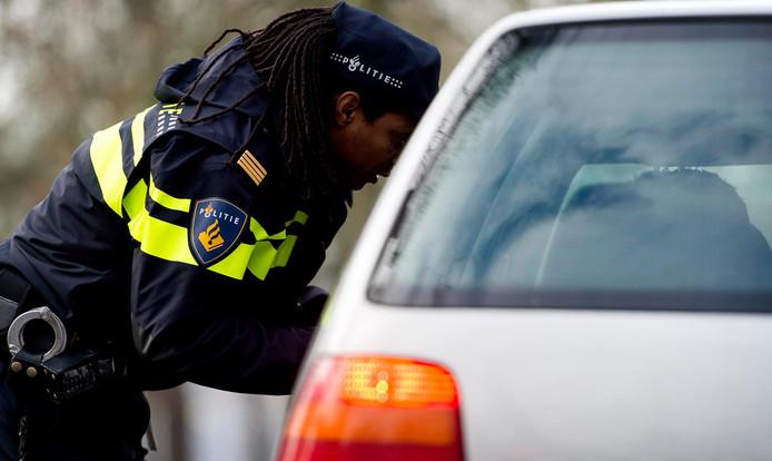 De vrouw kon haar rijbewijs inleveren. Foto ter illustratie.