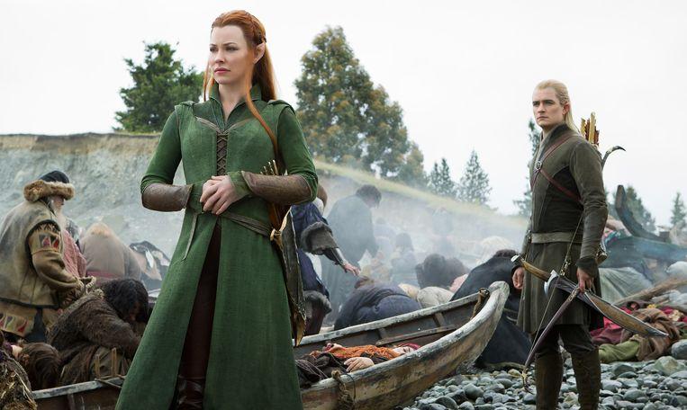 The Hobbit: Battle of the Five Armys (2014) 31.574.827 keer gedownload in 2015 Beeld
