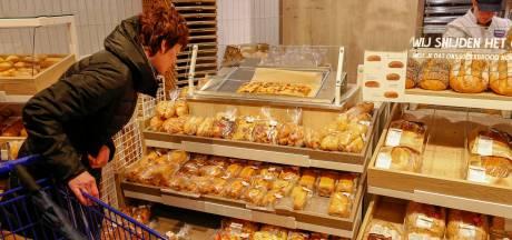 Supermarkt verkoopt vers brood voortaan ingevroren om voedselverspilling tegen te gaan