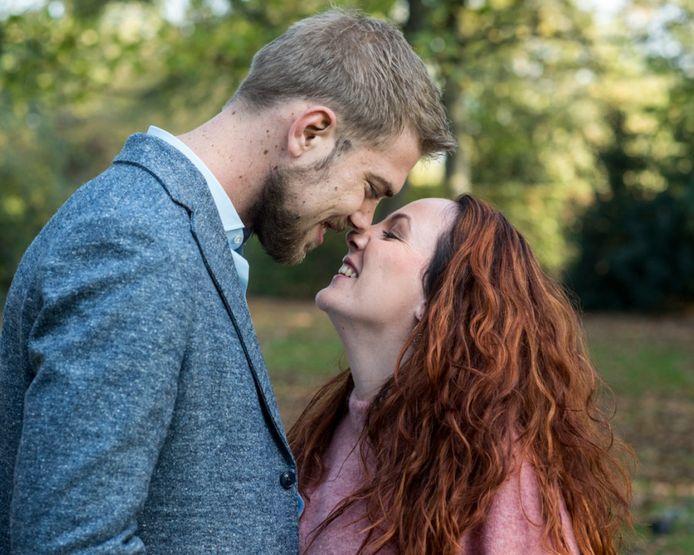 Maarten en Michelle gaan trouwen.