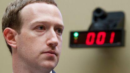 Zuckerberg belde Trump daags na presidentsverkiezingen