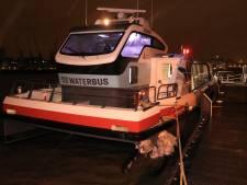 Steiger op Linkeroever weer in gebruik na ongeval met Waterbus