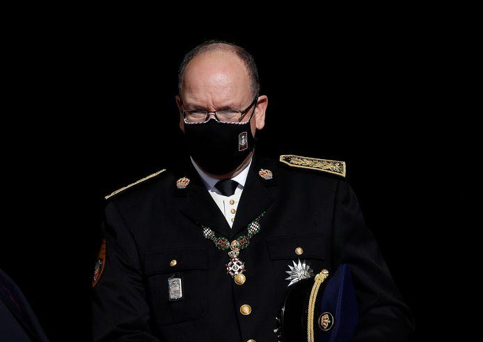 Prince Albert van Monaco.