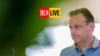 """De Wever: """"Als partijen die abortuswet willen versoepelen een regering kunnen vormen, moeten ze dat maar doen"""""""