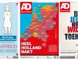 Terugblikken op 2019 met vijf unieke AD-voorpagina's