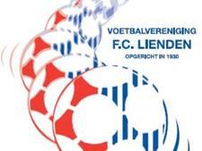FC Lienden heeft het niet bij Oranje Wit