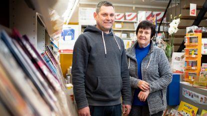 Moeder Annie en zoon Danny sluiten na 50 jaar deuren van krantenwinkel