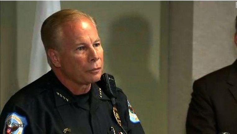 Politiechef Mike Register.