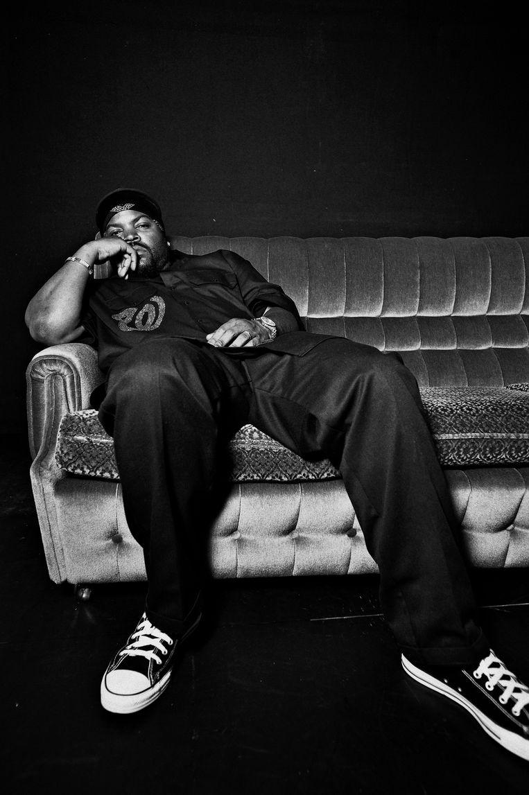 Ice Cube, juli 2008. Beeld Ilja Meefout