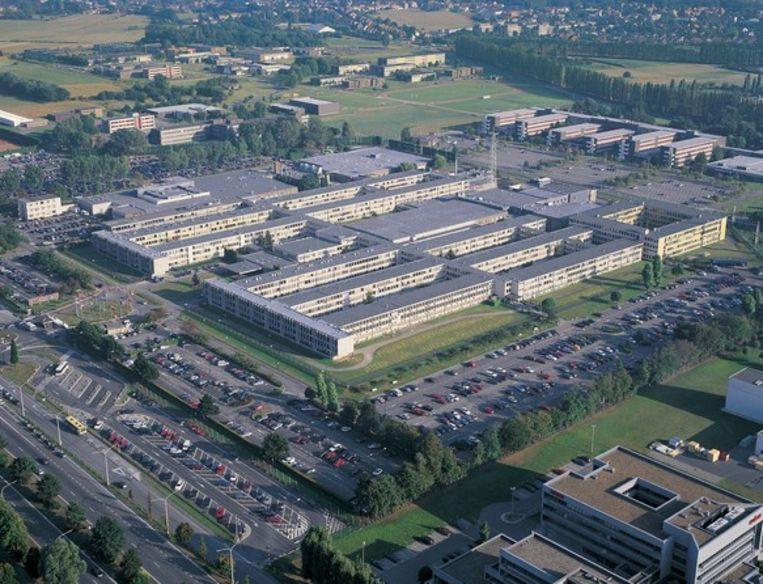 De voormalige NAVO-site in Evere zal speciaal voor het terreurproces worden omgebouwd.