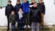 Arno Waterplas nieuwe kinderpauwel van Galmaarden