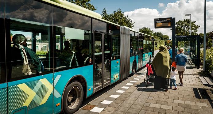 Vooral openbaar vervoer is een grote kostenpost voor de Nederlandse provincies.