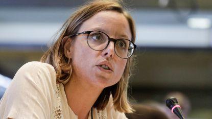 """Sarah Smeyers reageert op gemeenteraad op protest sociale organisaties: """"Subsidies zijn geen verworven recht"""""""