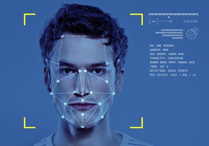 Gezichtsherkenningssoftware wordt dankzij kunstmatige intelligentie steeds beter. In China wordt de technologie breed uitgerold.