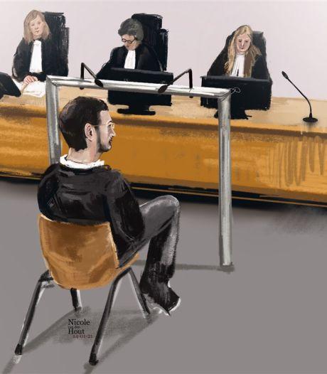 Justitie wil Rotterdammer (28) vier jaar cel in voor doodrijden Inge Caljouw: 'Moorddadig rijgedrag'