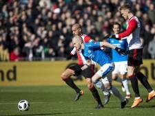 Frustratie bij El Ahmadi na verlies tegen PSV: 'Het zag er in de eerste helft echt niet uit'