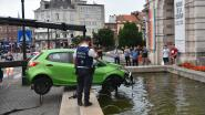 Autro rijdt fontein in op Bockstaelplein Laken