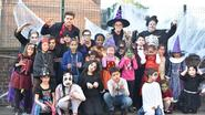 Halloween in Dr. Ovide Decrolyschool