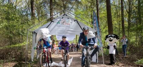Eerste mountainbikeroute voor kinderen ligt in Ede
