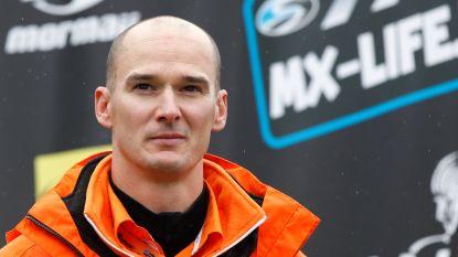 Stefan Everts ligt op intensieve: tienvoudig wereldkampioen motorcross getroffen door malaria