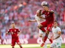 Klaassen de schlemiel bij nederlaag Bremen-tiental in München