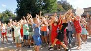 200 kinderen uit de bol tijdens kermisworp