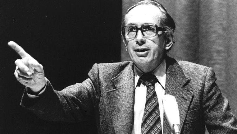 Arie Groenevelt, 1978. Beeld ANP
