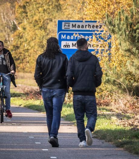 'Overlast door asielzoekers in centrum Maarheeze beperken'
