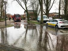 Honderd huishoudens zonder drinkwater in Vlaardingse Zeemanstraat